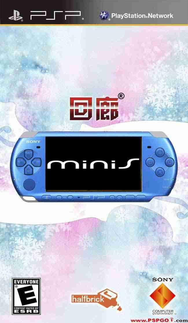 Descargar PSP Minis Vol.3 [English][MINIS] por Torrent